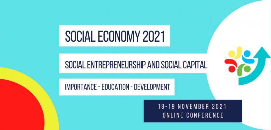 Konferencja Social economy banery (3)